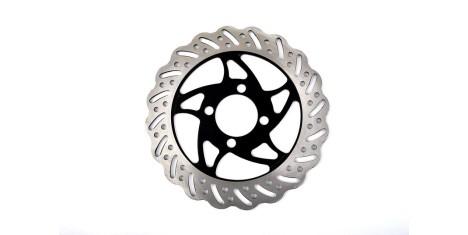 Тормозной диск задний KAYO Т2 (W130019)