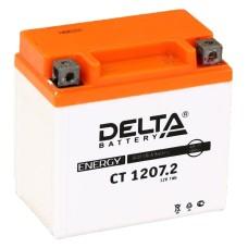 CT 12-07.2 DELTA Аккумуляторная батарея 114х70х108
