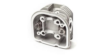 Головка цилиндра 4Т 158QMJ Stels/Keeway 150cc d-57.4 в сборе с клапанами SM
