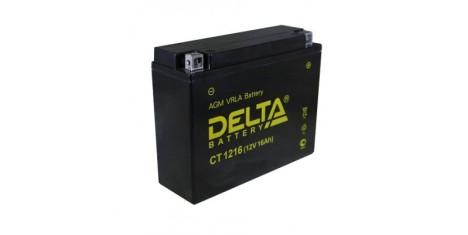 CT 1216 DELTA Аккумуляторная батарея 205/71/164