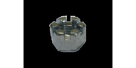 Гайка М24*1,5 8.0 корончатая по чертежу