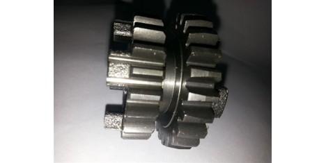 Шестерня 3 и 4 передачи первичного вала КПП, сталь