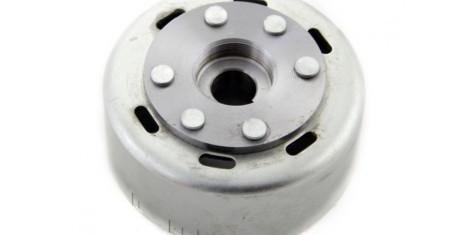 Ротор генератора KAYO двиг. YX140 см3(для моделей со светотехникой)