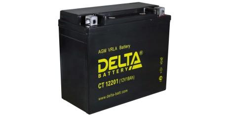 CT 12201 DELTA Аккумуляторная батарея 180/87/153
