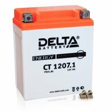 CT 1207.1 DELTA Аккумуляторная батарея 117х73х138