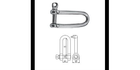 Гайка крепления колеса М10*1.25мм (L30мм), сталь арт. 9250-10-125-30
