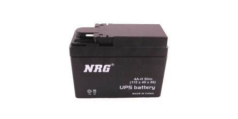 Аккумуляторная батарея 12V2,5Ah Slim 4A-HR (114х48х86) NRG DIO