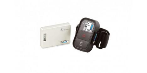 Wi-Fi комплект: модуль и пульт управления GoPro