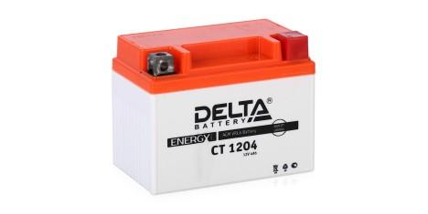 CT 1204 DELTA Аккумуляторная батарея 113/70/89