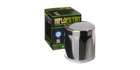 Фильтр масляный HIFLO HF174C хром V-ROD