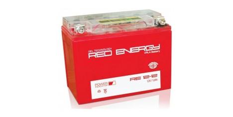 RE 12-12 Red Energy аккумуляторная батарея 155х95х135