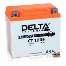 CT 1205 DELTA Аккумуляторная батарея 114/69/109