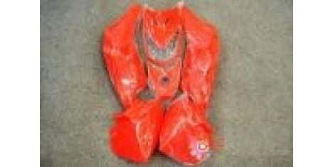 Пластик правый боковой BASHAN BS150GY