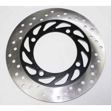 Диск тормозной задний, сталь STELS Flex 250