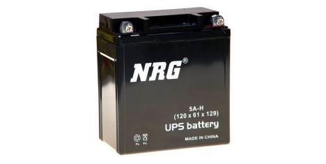 Аккумуляторная батарея 12V5Ah (120х60х130) NRG