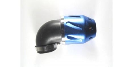 Фильтр возд.нулевик (d=42mm) с загибом