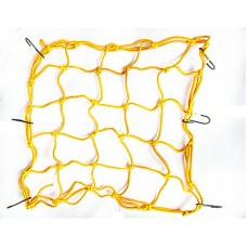 Сетка багажная REXWEAR желтая