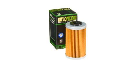Фильтр масляный HIFLO HF655