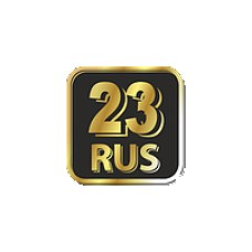 "Шеврон ""Region 23"" черный"