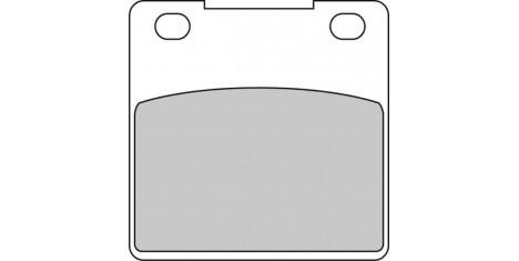 Тормозные колодки FDB338P