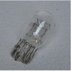 Лампа стоп сигнала T20 12V 21/5W без цоколя прозрачная  CN