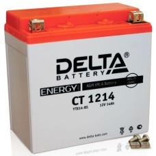 CT 1214 DELTA Аккумуляторная батарея 150/87/161