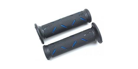 Рукоятки ProGrip 717 22/25 мм жесткие сине черные
