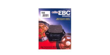 Тормозные колодки EBC FA436