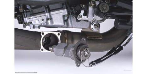 Охладитель масла под турбинами YZF-R1 98-03