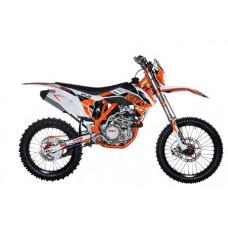 Мотоцикл кроссовый KAYO K6 250 ENDURO 21/19 (2018 г.)