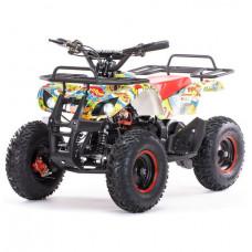 Детский электроквадроцикл  MOTAX 1000W (большие колеса)