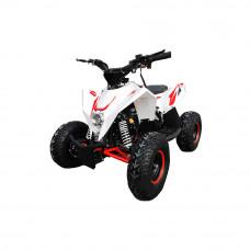 Квадроцикл Motax Геккон 1+1 70сс бело-красный