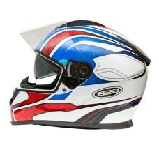 Шлем G-350 blue-red L