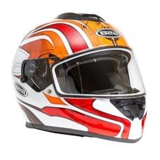 Шлем G-350 red-white L