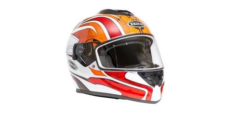 Шлем G-350 red-white XL