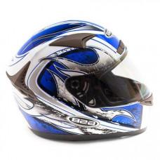 Шлем GSB G-335 mobilita azzurro L