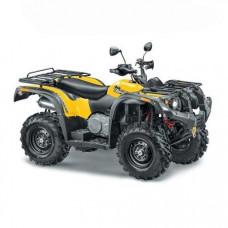Снегоболотоход STELS ATV500YS LEOPARD с лебедкой и обвесом