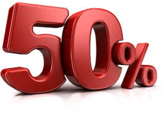 - 50% на все шлемы MICHIRU